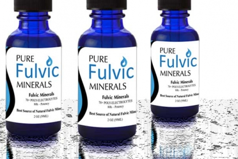 An Overview of Colloidal Minerals Found in Pure Fulvic Minerals