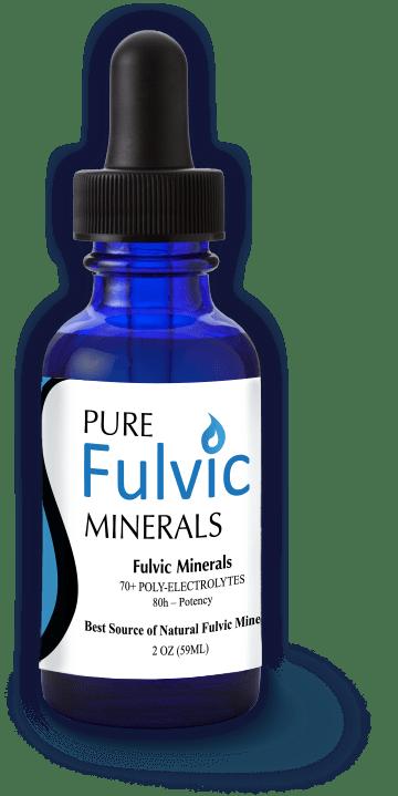 Pure Fulvic Minerals
